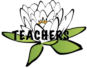 teachers lotus icon